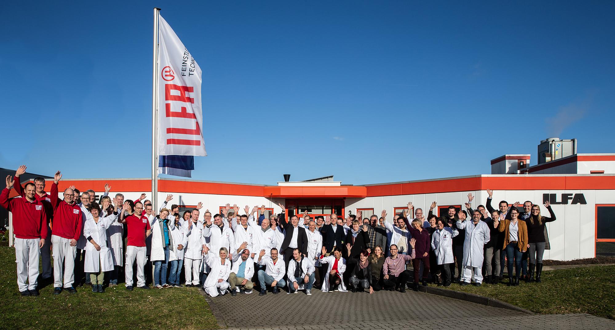 ILFA Hauptverwaltung und Produktion in Hannover