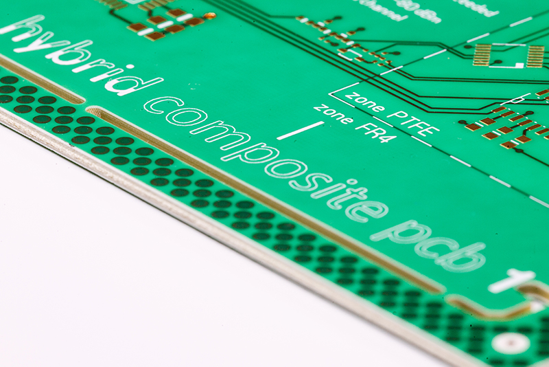 Hybrid circuit board