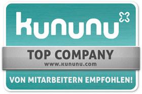 Kununu Top Company Label