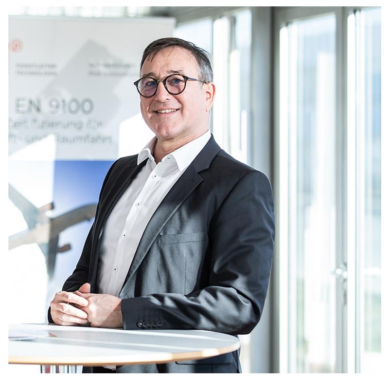 Geschäftsführer Thomas Michels