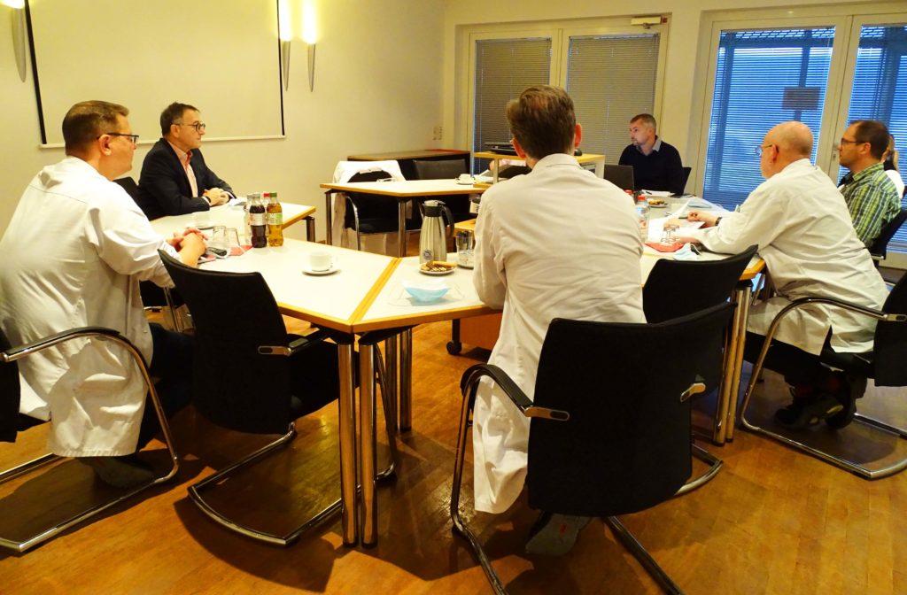 ILFA und Viking Test Ltd. beim gemeinsamen Workshop